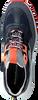 Blauwe FLORIS VAN BOMMEL Lage sneakers 16268  - small