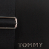 TOMMY HILFIGER Sac bandoulière TOMMY STAPLE SADDLE en noir  - small