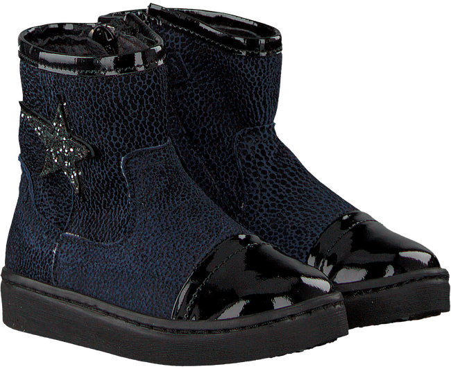 PINOCCHIO Bottines P1572 en bleu - large