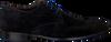 FLORIS VAN BOMMEL Chaussures à lacets 18075 en bleu - small