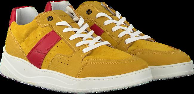 Omoda X DHL Baskets basses HEREN DHL en jaune  - large