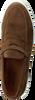 MAZZELTOV Chaussures à enfiler 51127 en cognac  - small