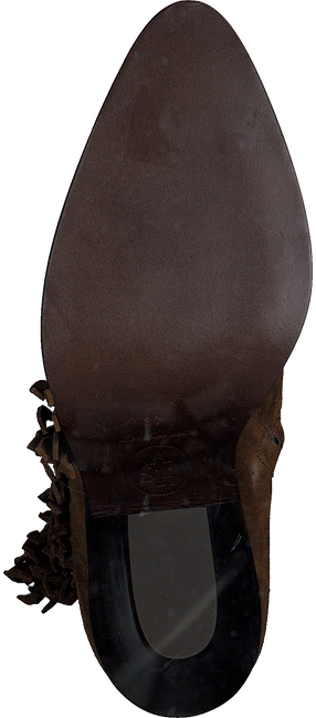 Cognac ASH Lange laarzen ELODIE  - large