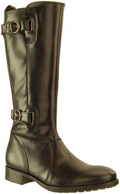 Zwarte OMODA Lange laarzen O9010  - large
