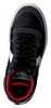 Black CONVERSE shoe FAST BREAK LP MID  - small