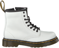 Witte DR MARTENS Veterboots 1460 K DELANEY  - medium