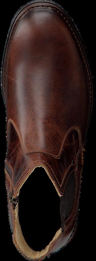 Cognac OMODA Chelsea boots 710060 - larger
