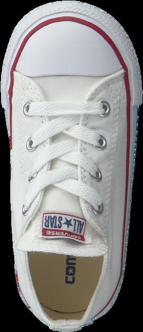 CONVERSE Baskets CTAS OX KIDS en blanc - large