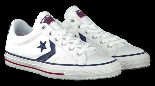 CONVERSE Baskets STAR PLAYER OX en blanc - large