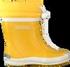 BERGSTEIN Bottes en caoutchouc WINTERBOOT en jaune - small