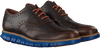 COLE HAAN Chaussures à lacets ZEROGRAND WING OX en marron - small