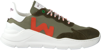 Groene WOMSH Lage sneakers WAVE  - medium