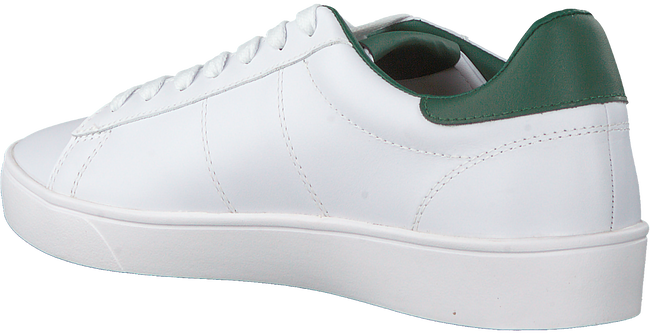 Witte FRED PERRY Lage sneakers B8250  - large
