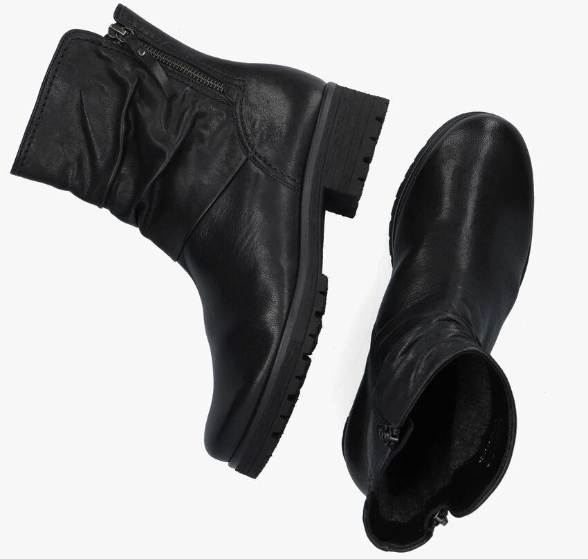 GABOR Biker boots 92.092.27 en noir - larger