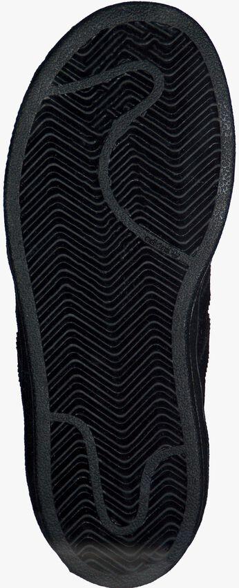ADIDAS Baskets SUPERSTAR KIDS en noir - larger