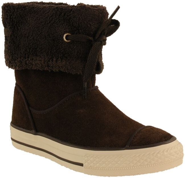 brown CONVERSE shoe CHUCK TAYLOR ANDOVER BOOT HI  - large