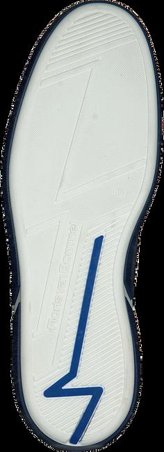 FLORIS VAN BOMMEL Bottines à lacets 20350 en bleu  - large