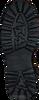 RED-RAG Bottines à lacets 76606 en noir  - small