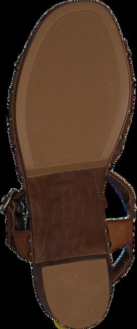 UNISA Sandales TACO en marron  - large