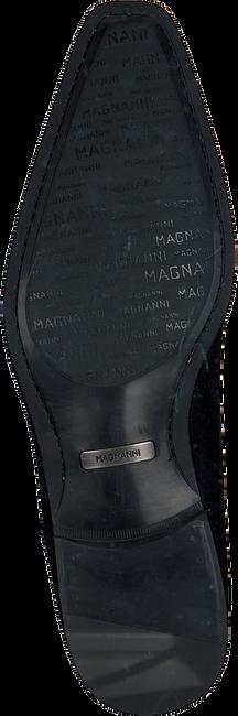 MAGNANNI Richelieus 19531 en noir  - large