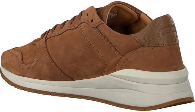 Cognac HUGO Lage sneakers ELEMENT RUNN  - large