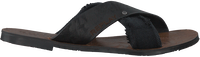 Zwarte REPLAY Slippers CARRIK  - medium