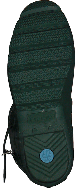HUNTER Bottes en caoutchouc WOMENS ORIGINAL SHORT en vert - large