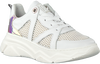 Witte RED-RAG Lage sneakers 13264  - small