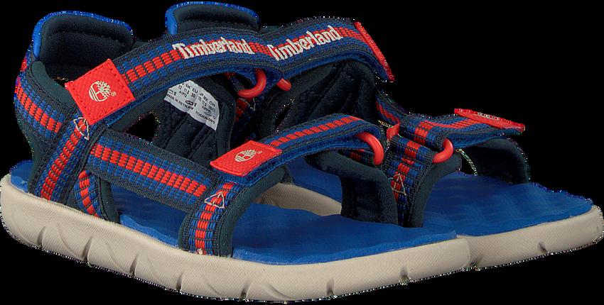 TIMBERLAND Sandales PERKINS ROW WEBBING SNDL en bleu - larger
