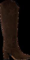 Bruine FABIENNE CHAPOT Hoge laarzen HUGO HIGH STAR BOOT  - medium