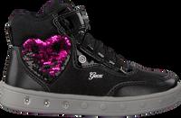Zwarte GEOX Sneakers J948WB  - medium
