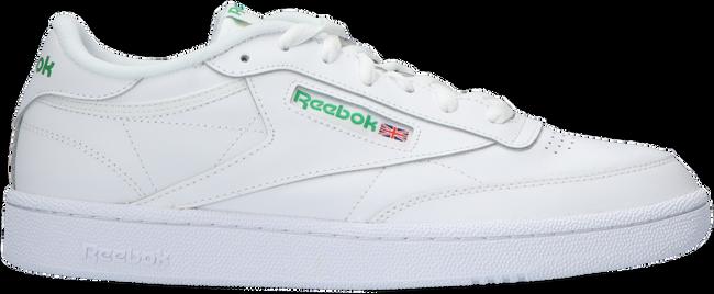 REEBOK Baskets CLUB C 85 MEN en blanc - large