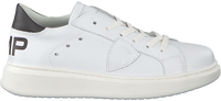 Witte PHILIPPE MODEL Sneakers GRANVILLE PMP VEAU  - medium