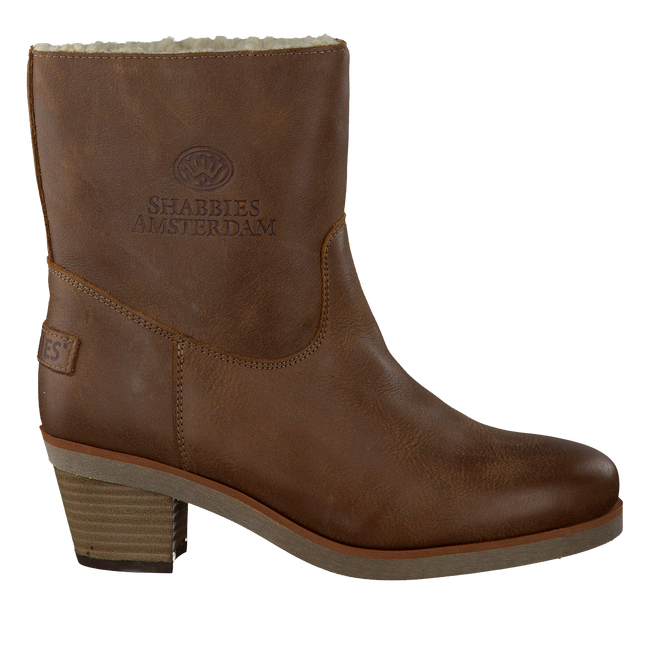 SHABBIES Bottines 201264 en marron - large
