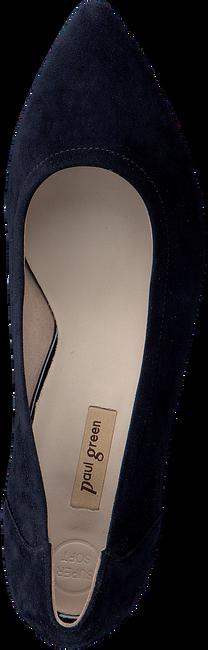 PAUL GREEN Escarpins 3806-036 en bleu  - large