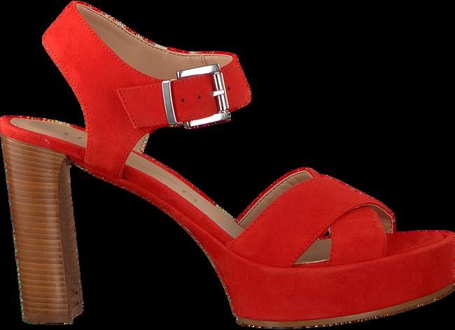 UNISA Sandales VIKEN en rouge  - large