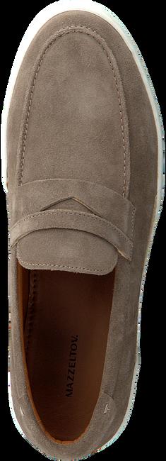 MAZZELTOV Chaussures à enfiler 51127 en beige  - large