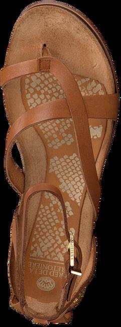 FRED DE LA BRETONIERE Sandales 170010111 en marron  - large