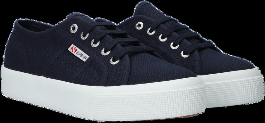Blauwe SUPERGA Sneakers 2730 COTU - larger