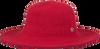 ABOUT ACCESSORIES Chapeau 8.40.164 en rouge - small