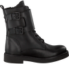 PS POELMAN Bottines à lacets 15246 en noir - small