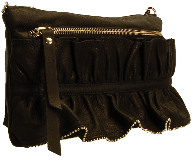 Zwarte HISPANITAS Clutch 14079 - large
