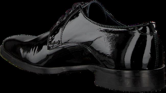 OMODA Chaussures à lacets 3242 en noir - large