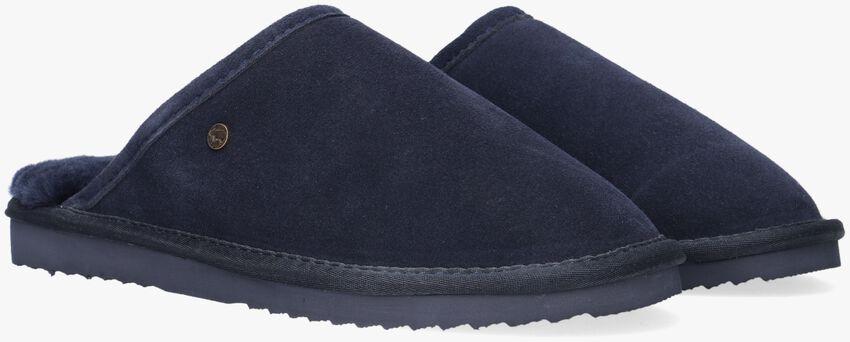 Blauwe WARMBAT Pantoffels CLASSIC  - larger