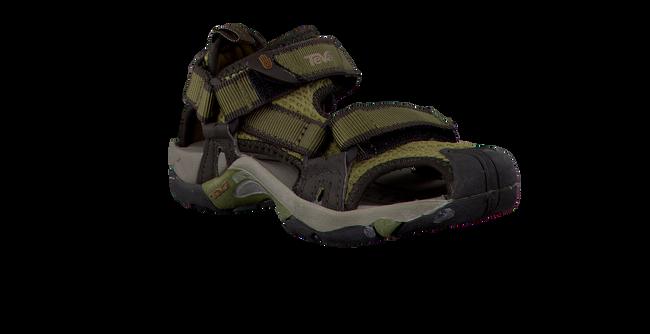 green TEVA shoe K TOACHI 6205  - large