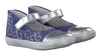 GATTINO Ballerines G1477 en bleu - small