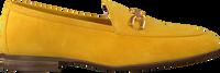 Gele UNISA Loafers DALCY  - medium
