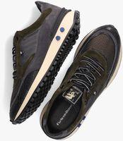 Groene FLORIS VAN BOMMEL Lage sneakers 16488  - medium