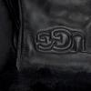 UGG Gants CLASSIC LOGO GLOVE en noir  - small