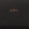 BY LOULOU Porte-monnaie SLB4XS110G en noir - small